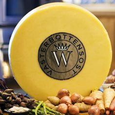 Västerbottensost Swedish hard cheese (strength 6) at Ocado