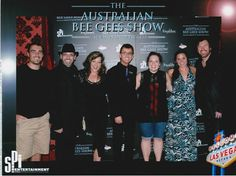 Tonight we had the cast of The D* Word - A Musical at The Australian Bee Gees Show in Las Vegas. The D*Word is currently performing at The LVH Las Vegas Hotel & Casino.  www.facebook.com/abgshowlv www.abgshow.com