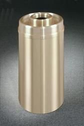 All Weather Brass D1533BE Donut Top Ash Trash Receptacle