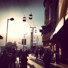 Santa Cruz boardwalk, Instagram