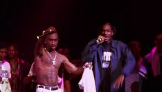 """Snoop Dogg and Tupac Live at the """"House Of Blues"""" 1996"""