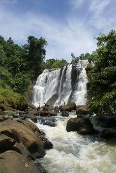 Malela Waterfall- Bandung-West Java-Java Island-Indonesia