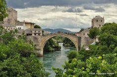 Felipe, o pequeno viajante: Mostar, na Bósnia: o que ver, a linha do front e as nossas dicas