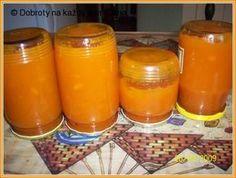 Recept Mrkvovo-citronová marmeláda. Autor: Jana.