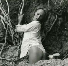 A promotional still of Ursula Andress taken on location in Jamaica during filming for Dr. No Dr., © 1962 Metro-Goldwyn-Mayer Studios Inc. and Danjaq, LLC. James Bond Women, Glamour Photographers, Ursula Andress, Bond Girls, Sean Connery, Celebrity Portraits, Celebs, Celebrities, Beautiful Actresses