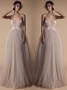 Prom Dress,Long Prom Dress,Sexy Backless Tulle Prom Dress,Unusual Prom Dress - Wedding World Backless Prom Dresses, Tulle Prom Dress, Bridesmaid Dresses, Nude Prom Dresses, Cheap Dresses, Sexy Dresses, Formal Dresses, Beautiful Dresses, Bridal Gowns