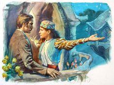 James Gurney — Dinotopia: World Beneath