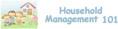 Household-Management-101.com...has great ideas for organizning and even has printable checklists.