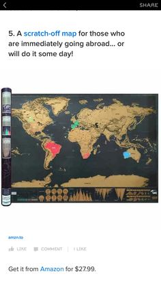 Scratch off world map with gold foil world travel tracker map scratch it map of the world large black gold deluxe edition poster inches x inches gumiabroncs Image collections
