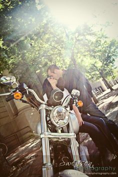 motorcycle+wedding+photography+ideas | ... in Downtown SLC~The Exchange Place , Engagement Photography 1 comment