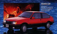 Monza Hatch S/R 1991 1