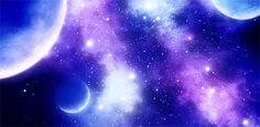 Tumblr Wallpaper, Wallpapers Tumblr, Night Sky Wallpaper, Galaxy Wallpaper, Aesthetic Space, Aesthetic Gif, Aesthetic Backgrounds, Aesthetic Wallpapers, Japanese Gif