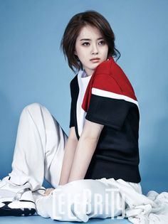 Go Ara The Celebrity Korea Magazine May Issue '14