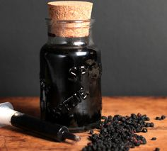 Elderberry Syrup-Boost your immunity naturally!