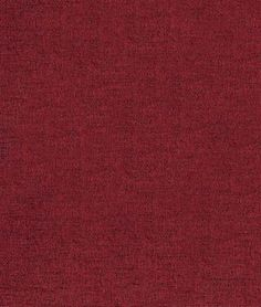 Brick Red Charisma Upholstery Chenille Fabric
