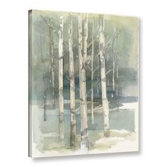 Shop for Avery Tillmon 'Birch grove I' Gallery Wrapped Canvas. Get free delivery at Overstock.com - Your Online Art Gallery Store! Get 5% in rewards with Club O!