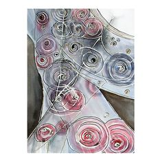 Alexander Mcqueen Scarf, Watercolor Paintings, Abstract, Artwork, Summary, Work Of Art, Water Colors, Auguste Rodin Artwork, Artworks