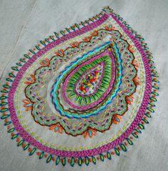 Todos os tamanhos | Embroidery from our workshop at Ballarat Patchwork | Flickr – Compartilhamento de fotos!