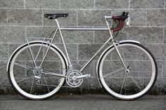 Emre's Road Bike by Ahearne Cycles