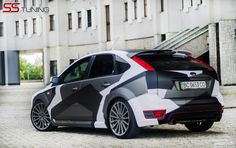 Ford Focus ST Camo Edition