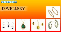 Make your special occasions more special! Add some glitter in them by Glittery looks by Sia. BUY-> https://www.estoor.com/jewelry-fa5720