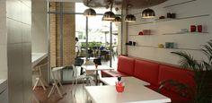 Cafes in Johannesburg – Red Mango. Hg2Johannesburg.com.