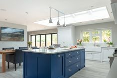 The Foxhills Kitchen is an example of a handcrafted Shere Kitchen to show the craftmanship of our work and give you ideas for your bespoke kitchen Handmade Kitchens, Bespoke Kitchens, Beautiful Kitchens, Countertops, Kitchen Island, Chopping Boards, Surrey, Mornings, Cooker