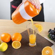 An orange juice a day keeps doctors away~