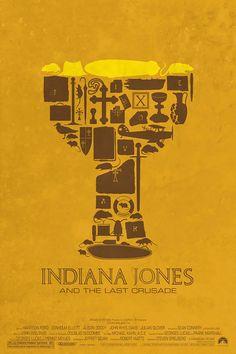 I would have loved to act in this movie:  Indiana Jones (obvio por el tema de mi semana)