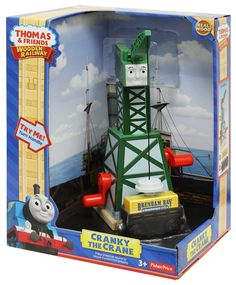 Thomas and Friends Wooden Railway Cranky the Crane product photo