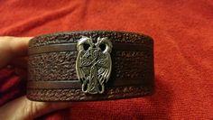 Leather bracelet by Ken