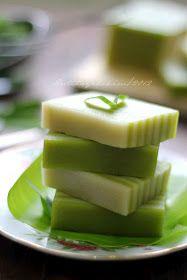 HESTI'S KITCHEN : yummy for your tummy: Kue Lapis Pandan