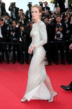 Emily Blunt, Benicio Del Toro et Josh Brolin... Les marches du jour   Le Figaro Madame
