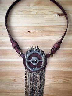 Imperator Furiosa Inspired Belt Skull Emblem by MerchantHeroes