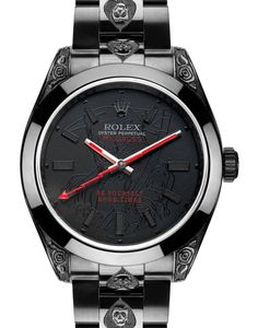 Wes Lang x Bamford Rolex Watch