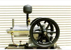 3 HP Homemade Hit-and-Miss Gas Engine