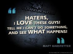 LOVE HATERS!!!
