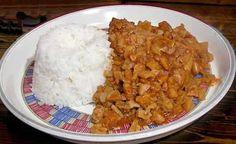 Carapulcra - Peruvian Food - Peruvian Food Recipes