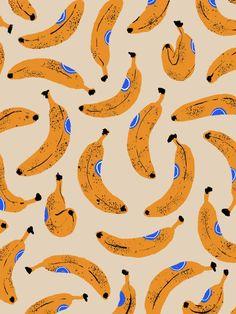 Trendy Ideas For Fruit Artwork Drawings Art And Illustration, Pattern Illustration, Illustrations, Graphic Design Illustration, L Wallpaper, Pattern Wallpaper, Wallpaper Backgrounds, Wallpaper Awesome, Wallpaper Quotes
