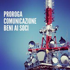 La #scadenza per l'invio della modello di comunicazione dei beni ai soci è stata prorogata, scopri quando: http://www.studiomicera.it/proroga-comunicazione-beni-soci/