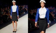Pavel Brejcha LINE je nová značka elegantní módy – DesignMag. Nova, Work Clothes, Fashion Designers, Work Wear, Design Inspiration, Model, How To Wear, Mathematical Model, Career Wear