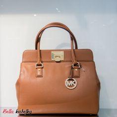 Michael Kors kabelka - Astrid LG satchel, luggage