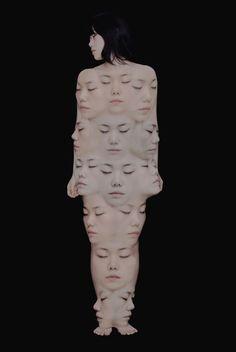 Sun Mi Ahn, 'Auto Portrait 3,' 2012, Catherine Ahnell Gallery