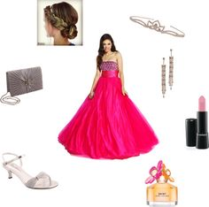 """Princess for a Day"" by pacificplex on Polyvore"