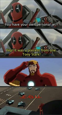 Marvel's The Avengers: 25 Incredibly Hilarious Comics That Will Make Fans Laugh Out Loud Deadpool X Spiderman, Deadpool Funny, Funny Marvel Memes, Dc Memes, Marvel Jokes, Marvel Heroes, Funny Comics, Funny Memes, Batman