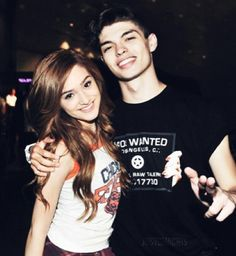 Chachi Gonzales & Ian Eastwood.. they're too perfect. Their relationship is so adorable.<<< I ship them hardcore tho. Can they get back together please?