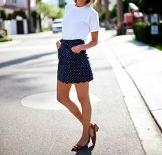 Emmerson Made Skirt