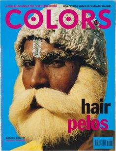 Colors Magazine - Hair