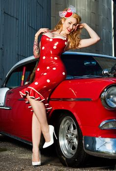 red car with pin up girl     BUY & SAVE GUARANTEE ! THINK SMART, SHOP SMART. PAYLESS CAR SALES !! GET WHAT YOU DESERVE GET MORE FOR YOUR MONEY...CALL TODAY AND ASK FOR AN INTERNET SALES ASSISTANT Para Representante en Espanol llama ahora PLEASE CALL ASAP 732-316-5555