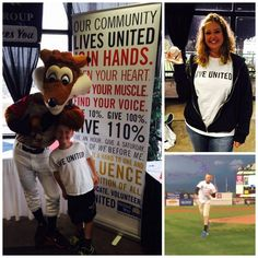 We had a great night at Security Service Field last night! Thanks to Colorado Springs Sky Sox for supporting PPUW.
